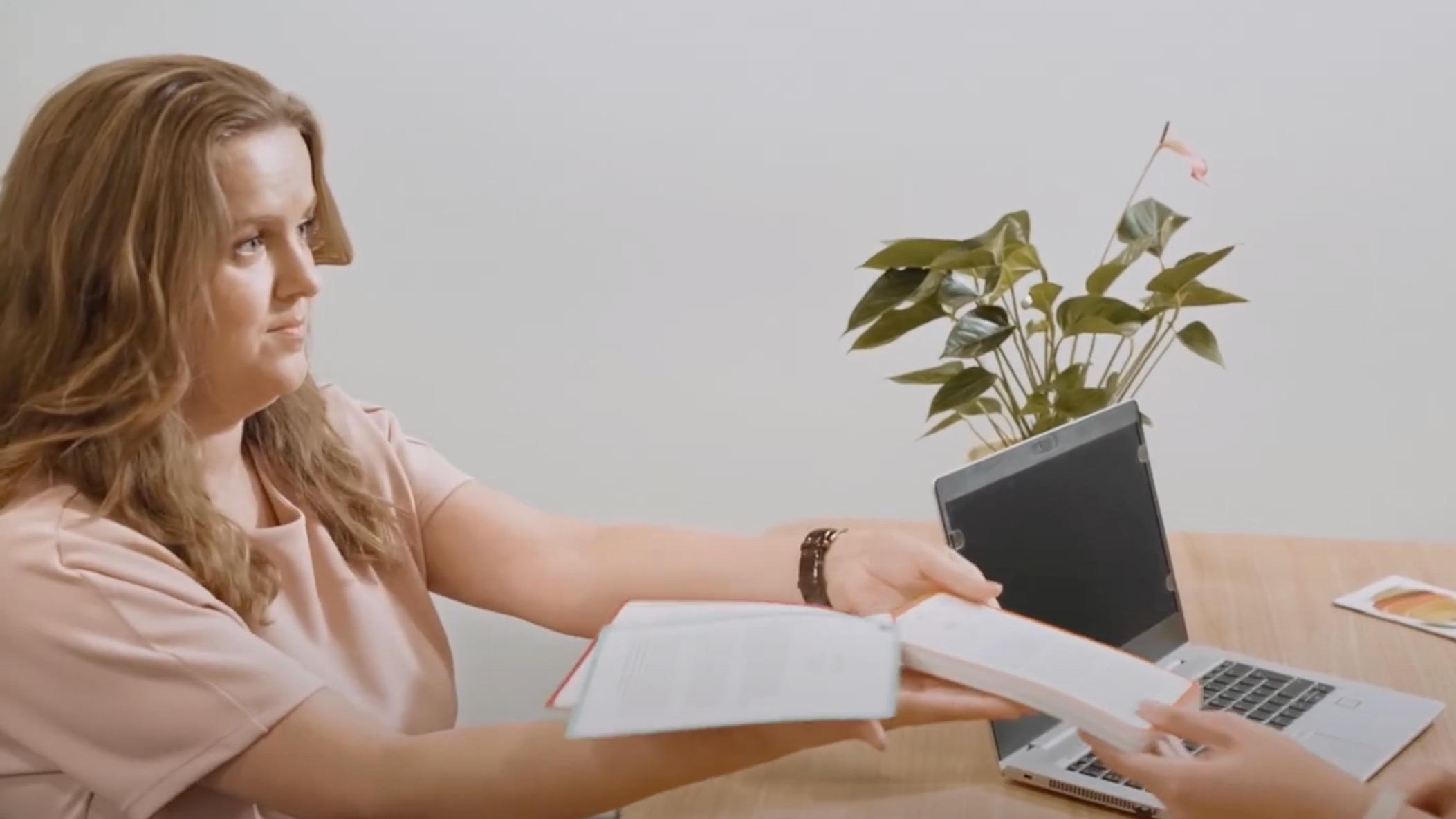 Töötukassa - tööandja nõustamine - Reklaam video produktsioon